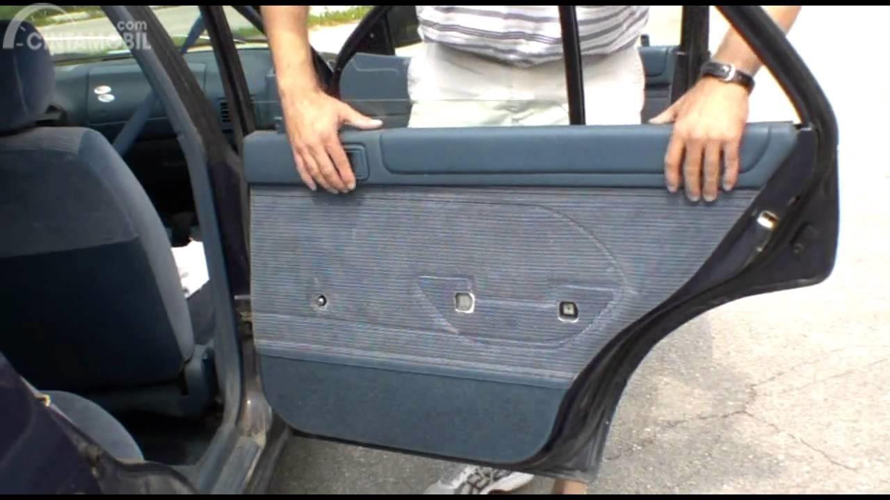 Kerusakan Panel Pintu Mobil